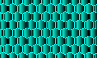 Modern Abstract Background Hexagonal Design new gradient