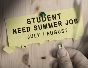 Summer Job, Seasonal Jobs Search
