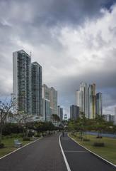 Cinta Costera in Panama