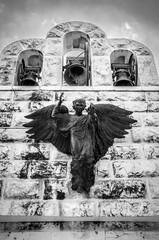 Angel from Shepherds field in Bethlehem