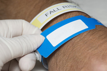 Identification Bracelet