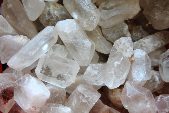crystal quartz background