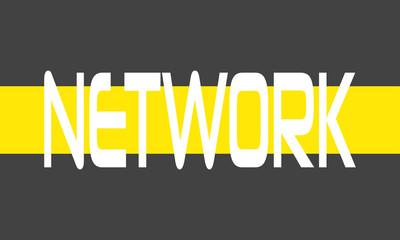 Network Letter Banner