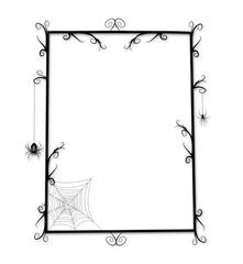 Fun Goth or Halloween Frame