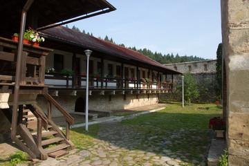Bistrita Monastery, Piatra Neamt, Romania