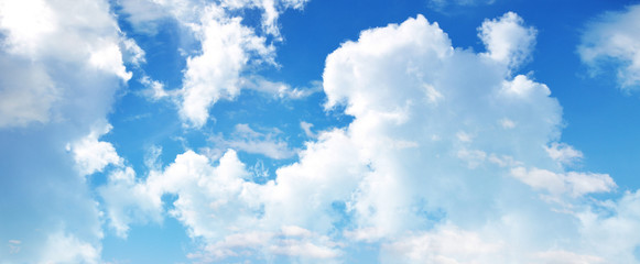ciel bleu et nuage 10