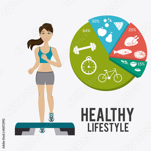 fitness lifestyle design Fitness lifestyle design - buy this stock vector on shutterstock & find other images.
