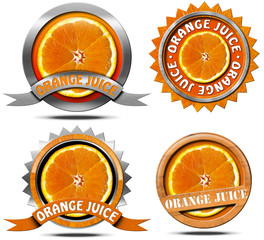 Orange Juice - Collections of Icons