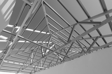 Steel Roof Black and White-05