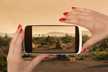 Bagan snapshot.