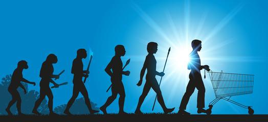 Hommes Evolution Consommateur