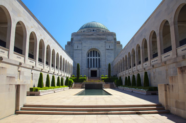 The Australian War Memorial in Canberra