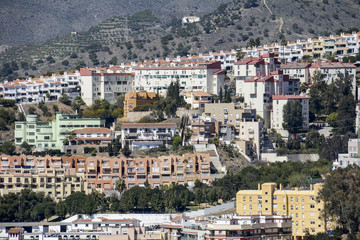 Hillside Housing Estate Malaga