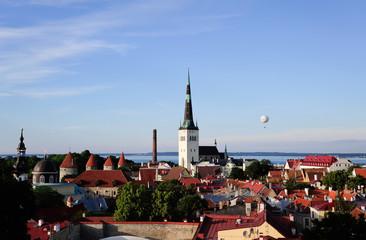 Stadtansicht Tallinn, Estland