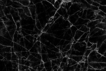 Black marble (natural patterns) texture background, abstract marble texture background for design.