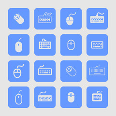 input icons
