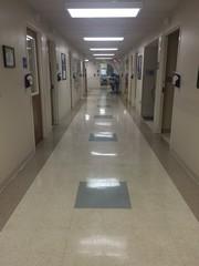 Doctor hallway