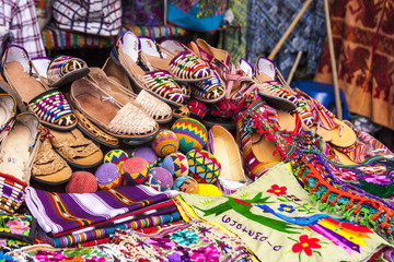 Chichicastenango Mercato -  Guatemala