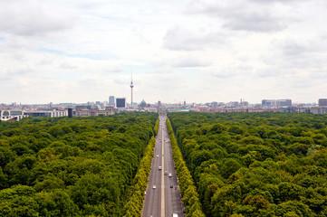 Foto op Canvas Berlijn view of Berlin