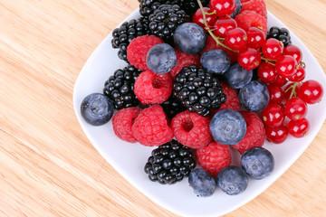 Different berries
