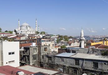 Мечеть Сулеймание. Стамбул. Турция