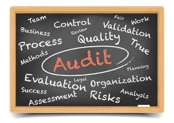 Audit Wordcloud