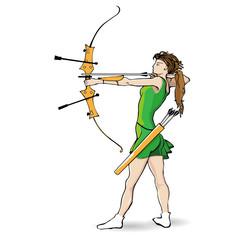 Sports archery