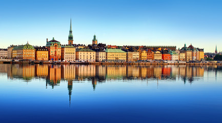 Printed roller blinds Stockholm Stockholm city