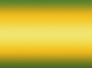 チェック格子柄-グラデーション(イエロー、グリーン) / クラシック系のチェック柄に輝き感のあるグラデーションを合わせました。