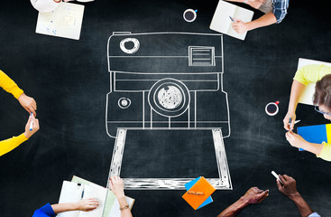 Camera Photography Photograph Design Art Concept