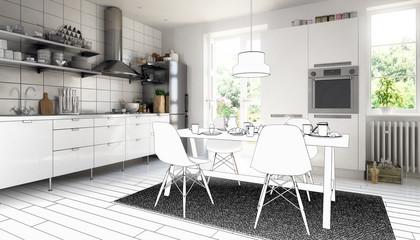 Summer in my kitchen (draft)
