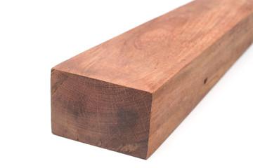 lumber on white background