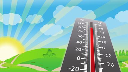 lsb2 LandScapeBanner lsb - heat wave - climate change - 16to1 g3662