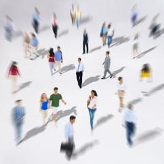 Diverse Diversity Ethnic Ethnicity Togetherness Variation Crowd