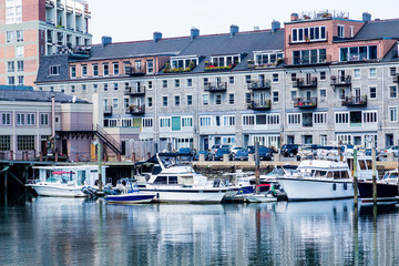 Yachts by Grey Stone Building