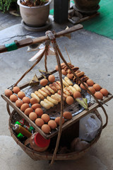 Candy Hawker Thailand