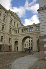 Kollegiengebäude in Schwerin