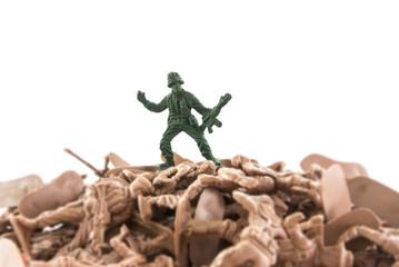 leadership in business war