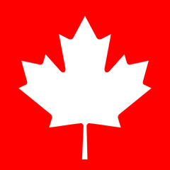 The Maple Leaf of Canada