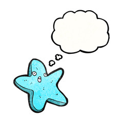 starfish cartoon