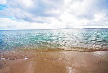 Beautiful sea landscape, Okinawa, Japan