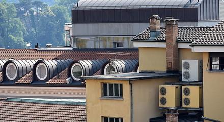 façades urbaines