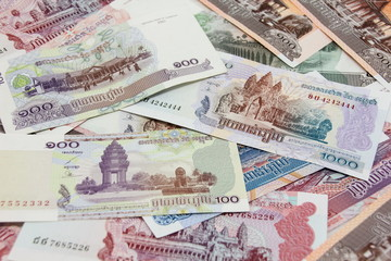 Cambodia Riels