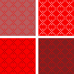 Set Abstract seamless pattern for illustrations and textiles.