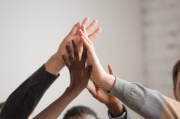 Group of Diverse Multiethnic People Teamwork