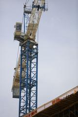 Construction cranes Brickell Florida