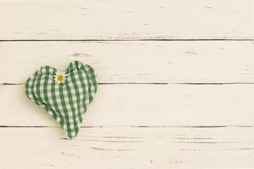 Herz rustikal Hintergrund