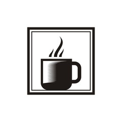 Coffee Logo Vector Editable