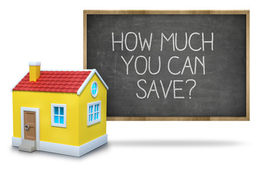 How much you can save on blackboard
