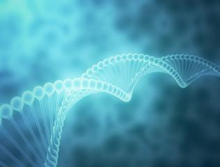 DNA high resolution 3d image